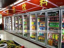 湖南超市多门展示柜一般冰柜多少钱