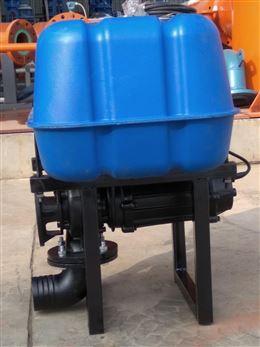 黃河灌溉用浮筒式潛水泵污水泵