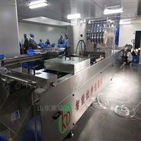 包裝機包裝醬牛肉拉伸式,滾動式廠家定制