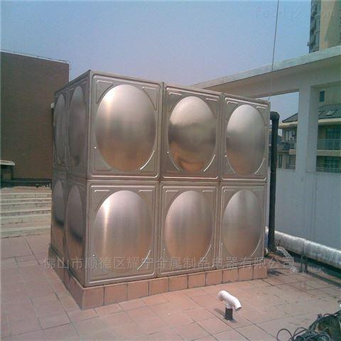 六盘水不锈钢方水箱价格 组合式方形水箱
