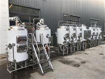 河北小型啤酒厂啤酒设备 提供设备培训