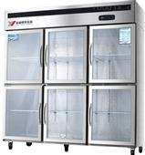 萊西銀都保鮮六門陳列柜冷柜