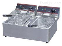 双缸电磁电炸炉