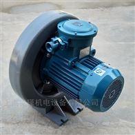 EX-Z-7.55.5KW中压防爆离心式鼓风机