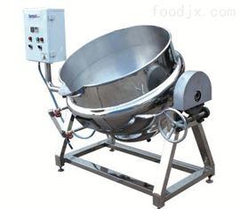 100L-600L立式可倾斜夹层锅