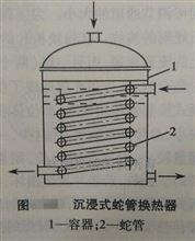 蛇管式换热器