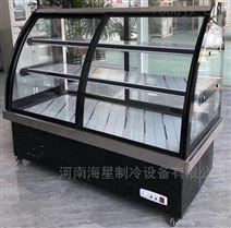 郑州哪里卖鸭脖柜 凉菜熟食卤菜保鲜柜