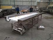 粮食输送带 不锈钢自动食品提升机