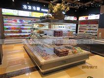 上海1.8米敞开式水果风幕柜有哪些价位的
