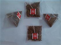 三角袋容积式计量茶叶包装机