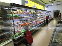 无锡水果店展示柜报价多少钱一米