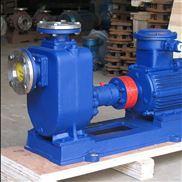 自吸污水泵厂家直销ZW型排污泵