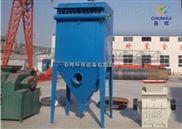 10噸鍋爐除塵器加阻火器防止燒布袋