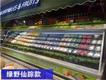 河南郑州风幕柜多少钱一米