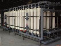 大型印染廠生產用水超濾系統1