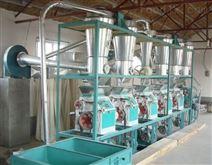 6FTS-20型磨粉机组