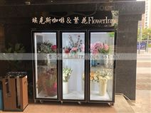 江西鲜花保鲜柜五门有哪些款式价格优惠