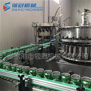 啤酒易拉罐灌装机生产线
