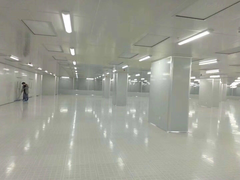 临沂千级万级食品厂净化车间管理与清洁