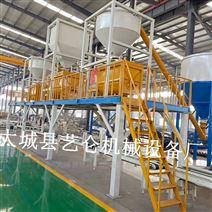 建筑保温结构一体设备fs复合保温模板生产线