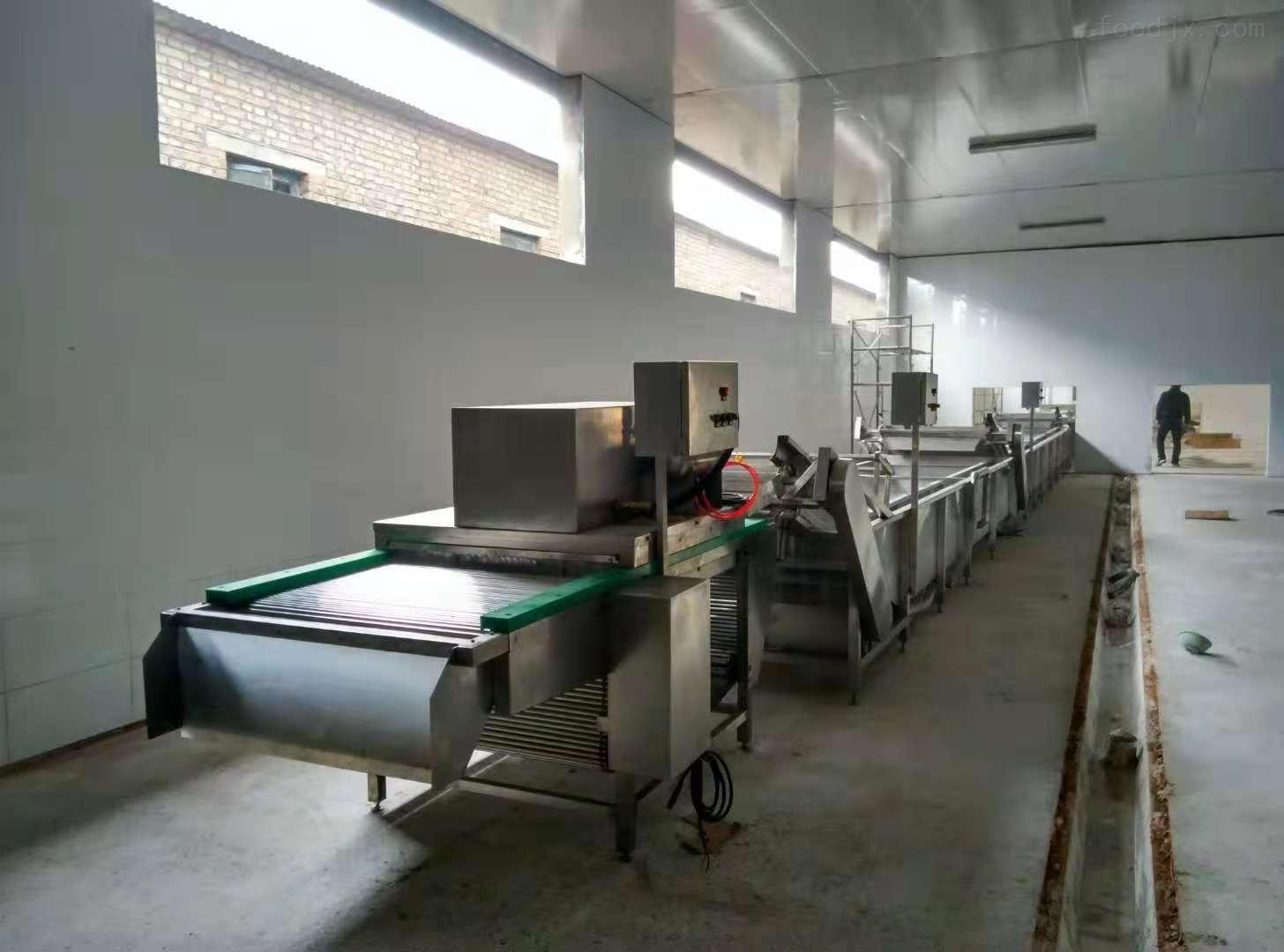 工业用专业大型蔬果三级分选分级机
