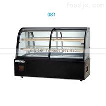 长沙1.8米蛋糕展示柜价格用哪一些款式好