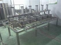 6组式老豆腐压机