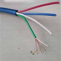 矿用通信电缆 MHYV2*2*1/0.97实物图