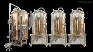 自酿精酿啤酒设备郑州大帝科技一体化设备