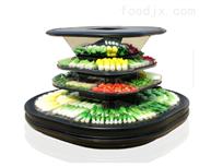 安徽风幕柜喷雾串串柜蔬菜水果冷藏展示柜