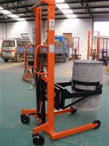 DCS-HT-Y带电子秤油桶倒料车 无锡300kg倒桶秤价格