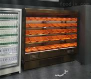 合肥超市水果保鲜风幕串串喷雾柜冷藏展示柜