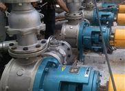 高粘度齿轮泵 保温转自泵 不锈钢泵 沥青泵