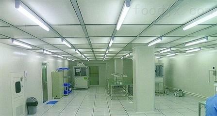 承包东营LED电子净化车间工程施工