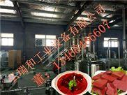 散装猪血加工设备-鸭血豆腐生产设备