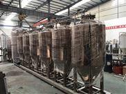 小型精酿啤酒厂生产设备啤酒设备厂家