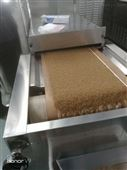 淺談一下微波五谷雜糧低溫烘焙設備