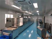 隧道式微波食品殺菌設備簡介-立威