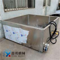 电加热浸烫池,自动控温烫猪池