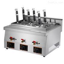 济南食堂炊事设备免费提供3D设计图
