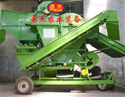 大型高效收货机械花生摘果机定制