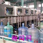 三合一桶装水灌装机