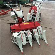 梯田水稻收割专用割捆机