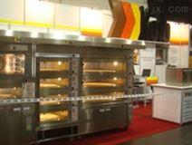 惠州高比烤箱三层九盘商用烤箱
