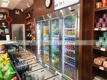 重庆三开门展示柜风冷和直冷哪个好