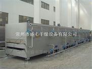 DW-硅胶颗粒带式烘干机