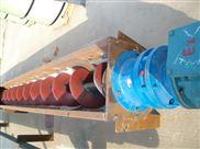 管徑水泥混凝土螺旋輸送機的原理及內部構造
