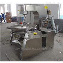 不銹鋼可傾式電加熱夾層鍋