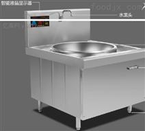 单眼电磁炉炊事设备