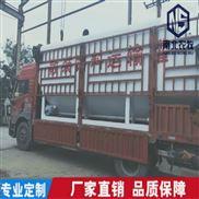 拉10吨的饲料储料罐_厂家新配置_各种容积饲料罐车